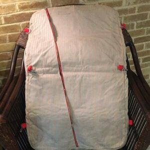 Handbags - Vintage leather hanging bag